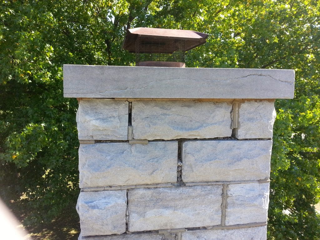 Common Repair - Tuckpointing